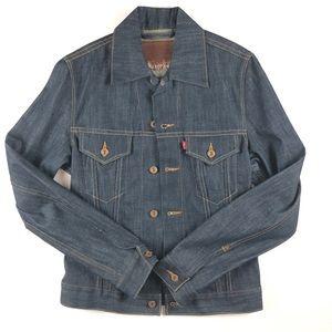 Levis Capital E Slim Trucker Jacket, NWOT, S